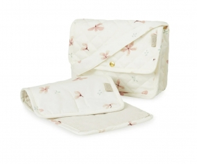 Doll's Changing Bag Windflower Cream