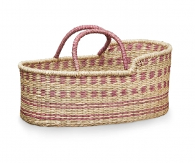Dolls Moses Basket Berry