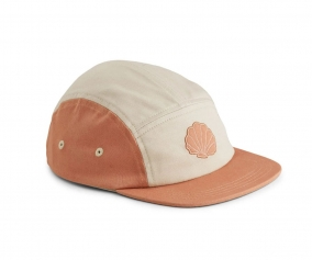 Gorra con Visera Rory Sea Shell Tuscany Rose Mix