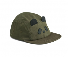 Gorra con Visera Rory Panda Hunter Green
