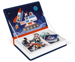 Space MagnetiBook