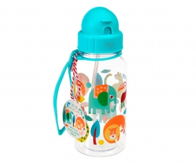 Personalisable Wild Wonders Plastic Bottle
