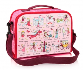 Personalised Insulated Lunch Bag Princess