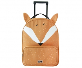 Trolley da Viaggio Trixie Mr.Fox