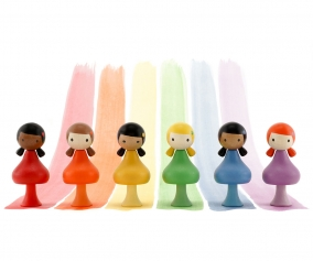 Clicques Rainbow Girls