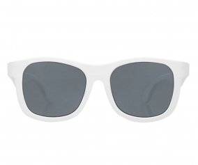 Lunettes de Soleil Flexibles Navigators Wicked White (0-24m)