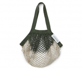 Bolsa Malla Aldo Mesh Hunter Green/Sandy Mix