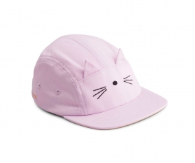 Gorra con Visera Rory Cat Light Lavender