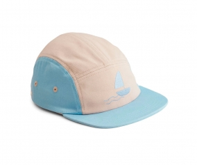 Gorra con Visera Rory Seaside Sky Blue Mix