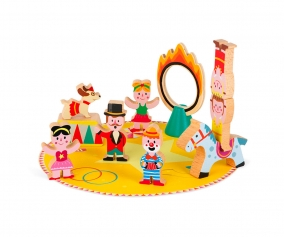 Play Set Mini Circo