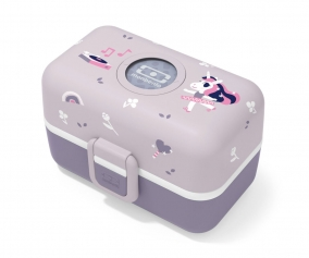 MB Tresor Lunch Box Violet Unicorn