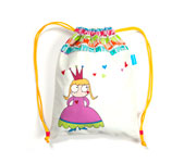Little Princess Personalisable Bag