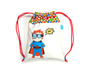 Little Superhero Personalisable Bag