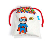 Personalisable Super Hero Lunch Bag