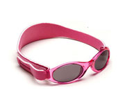 Sunglasses Adventure Baby Rosa 0-24m