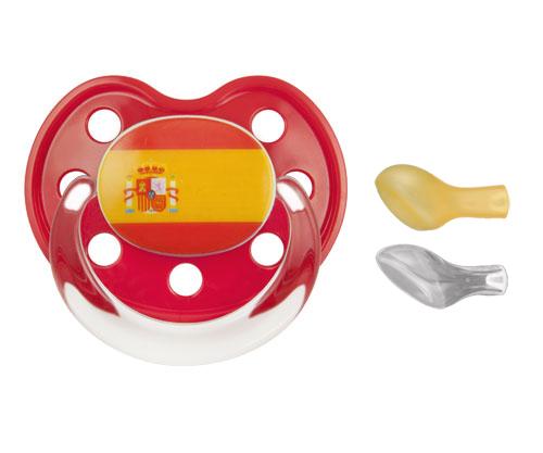 Succhietto Tutete Classic Bandiera Spagna