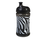 Botella Zebra 340 ml.