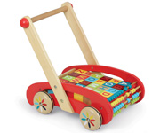 Andador Abc Buggy Tatoo De 30 Cubos