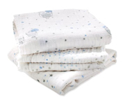 Pack 3 Gasitas Musy Aden Anais Night Sky