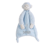 Doudou Monito Azul Mickey Tuttle Personalizable
