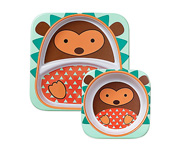 Set de comida Zoo Hedgehog