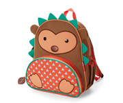 Hedgehog Personalised Backpack