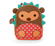 Bolsa Merienda Zoo Hedgehog Personalizable