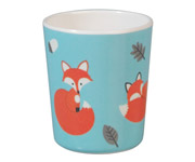 Vaso Melamina Rusty The Fox