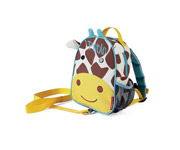 Zoo Giraffe Backpack with Harness