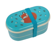 Cajita Bento Rusty The Fox