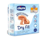 Pañales Chicco Dry Fit Talla 4