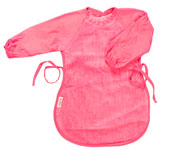 Silly Billyz Giant Bib Fuchsia