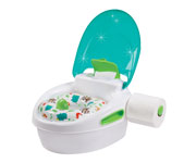 Orinal 3 en 1 Step Potty