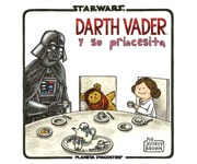 Star Wars Darth Vader y su Princesita