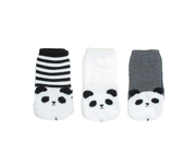 Set 3 Calcetines Panda