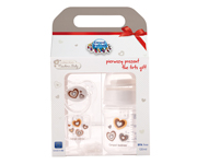 Pack Regalo Newborn Bianco