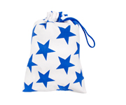 Blue Nido Star Swim Suit Bag
