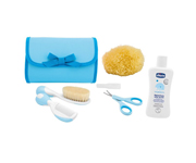 Set Higiene Happy Bubbles Azul