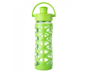 Botella Lifefactory Tapa Active Flip Cap Lime 470ml