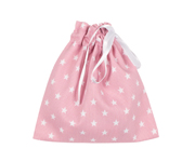 Malva Classic Star Fabric Soother Case