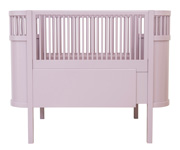 Kili baby  jr. bed + Matress Pink