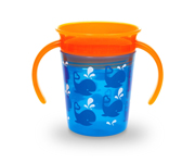 Miracle® 360° Deco Trainer Cup - 6oz (Blue Whale)