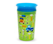 Miracle® 360° Deco Sippy Cup - 9oz (Green Car)