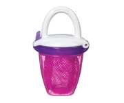 Deluxe Fresh Food Feeder Pink