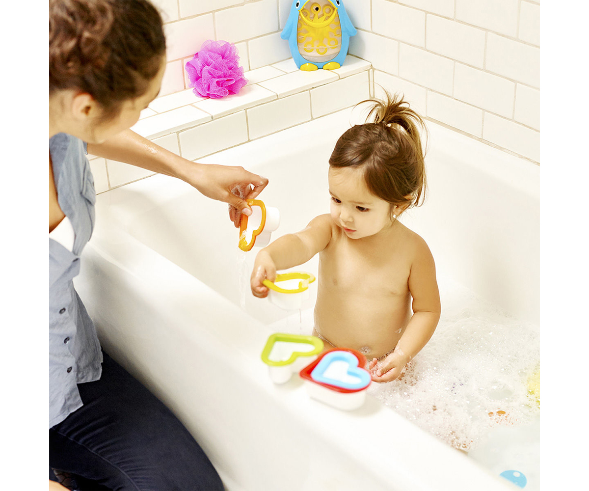 Hearts cuoricini da bagno - Giochi da bagno ...