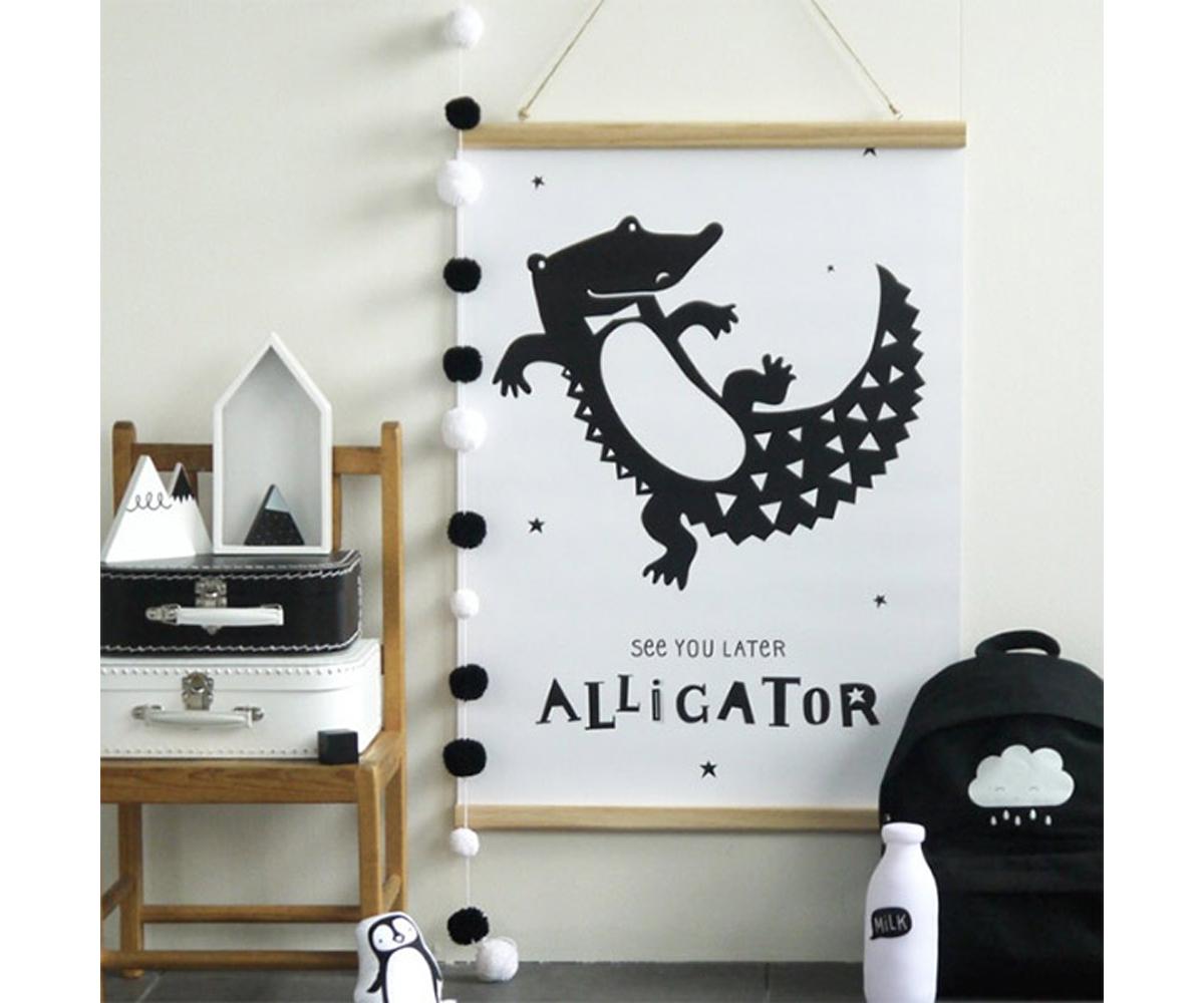 cornice poster 50 x 70 cm. Black Bedroom Furniture Sets. Home Design Ideas