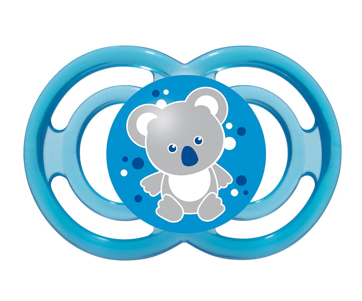 Chupete mam perfect silicona koala 6m for Piscina koala cumpleanos