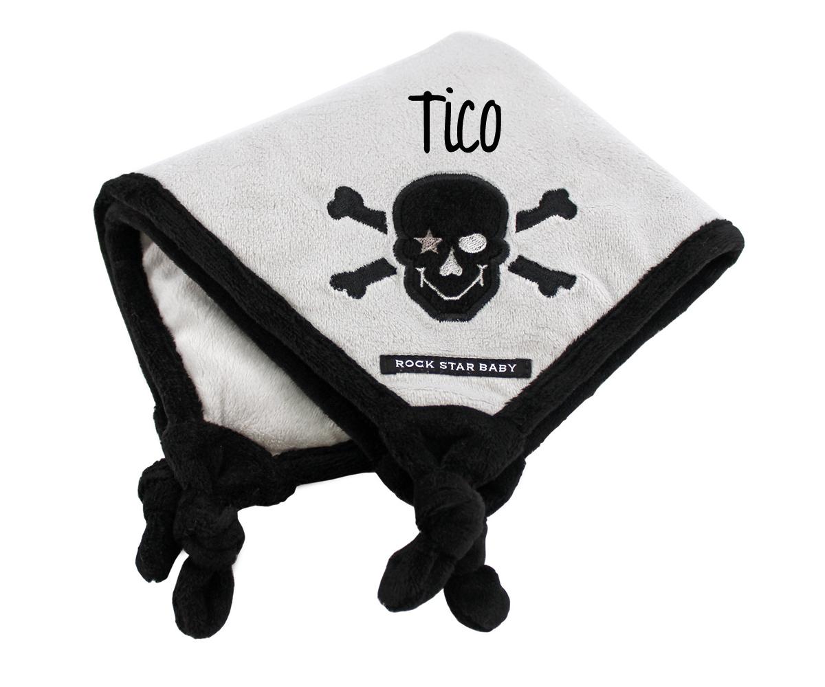 pa ito doudou rsb pirate personalizado. Black Bedroom Furniture Sets. Home Design Ideas