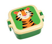 Mini Cajita Colourful Creatures Tiger