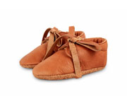 Botitas Safari Lining Cognac Leather
